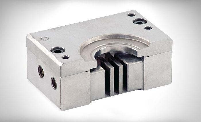 silver mechanical slide details