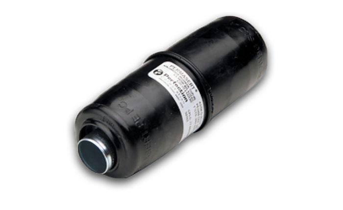 black permasert coupling